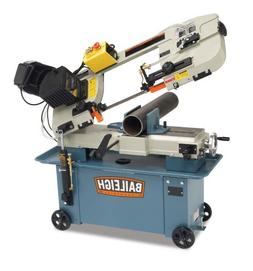 Baileigh BS-712M Metal Cutting Band Saw, 110V, 1hp Motor