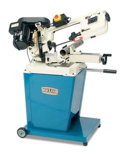 Baileigh BS-128M Pneumatic/Manual Portable Metal Cutting Ban