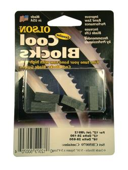 """Cool Blocks Bandsaw Blade Guide Block Size 5/16"""" x 3/4"""""""