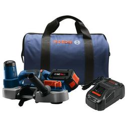 Bosch CORE18V 6.3 Ah Cordless Lithium-Ion Band Saw Kit  BSH1