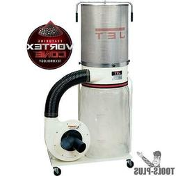 Jet DC-1100VX-CK Dust Collector 1.5HP 1PH 115/230-Volt 2-Mic