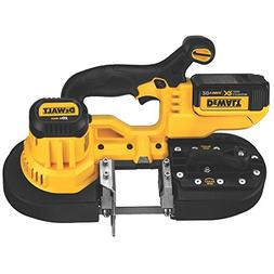 DEWALT DCS371M1 20V Max Lithium Band Saw Kit