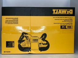 DeWalt DCS374B 20V MAX* XR Brushless Deep Cut Band Saw