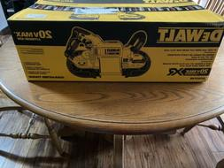 "Dewalt DCS374B 5"" Deep Cut Cordless Band Saw 20 volt XR New"