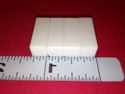 "Jet/Delta 12"" Band Saw SpaceAge Ceramic Guide Blocks"