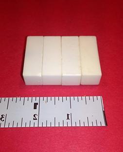 "Delta 10"" bandsaw Ceramic Guide Blocks"