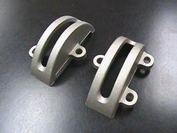 """Delta Rockwell 14"""" Band Saw Replacement Trunnions - Set of"""
