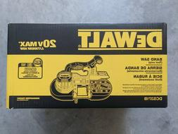 DEWALT DCS371B 20V MAX Li-Ion Band Saw  BRAND NEW !!!!!!!