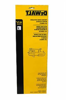 DEWALT DW3983 .020-by-44-7/8-Inch 18 TPI Portable Band Saw B