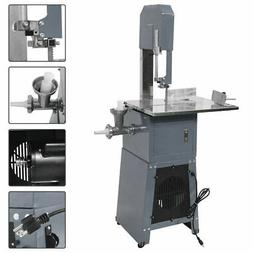 Electric 550W Stand Up Butcher Meat Band Saw & Grinder Proce