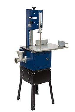 Electric Commercial Meat Saw With Grinder Sausage Stuffer Ki