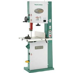 "Grizzly G0513X2F 17"" 2 HP Extreme-Series Bandsaw with Cast-I"