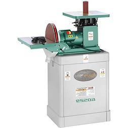 "G0529 Grizzly Oscillating Spindle / 12"" Disc Sander"