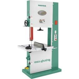 Grizzly G0568 5-HP Industrial Bandsaw Single-Phase, 24-Inch