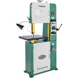 Grizzly G0807 1834; Variable-Speed Vertical Metal-Cutting Ba