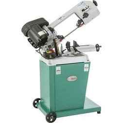 "G9742 Grizzly 5"" x 6"" Metal-Cutting Bandsaw w/ Swivel Head"