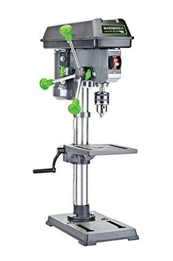 "Genesis GDP1005A 10"" 5-Speed 4.1 Amp Drill Press with 5/8"" C"