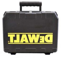 Dewalt Hard Tool Case New to hold 7.2V DW920 Screwdriver 2 B