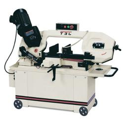 JET HBS-814GH, 8x14-inch Geared Head Horizontal Bandsaw 1HP,