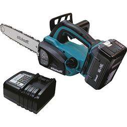 Makita HCU02C1 36V Cordless LXT Lithium-Ion 12 in. Chainsaw