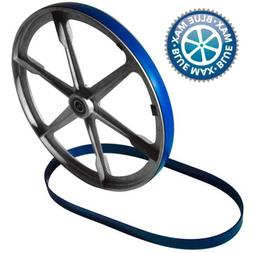 New Heavy Duty Band Saw Urethane Blue Max 2 Tire Set FOR DEL