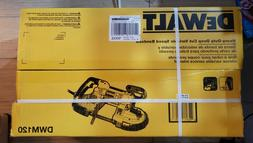 DeWalt DWM120 Heavy-Duty Variable Speed Deep Cut Portable Ba