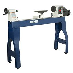 "RIKON Power Tools 70-305 16"" x 42"" Heavy Duty VSR Lathe,"
