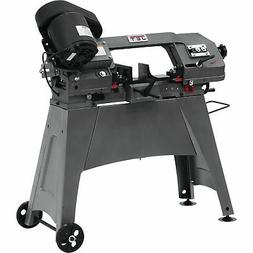 JET Horizontal/Vertical Metal Cutting Band Saw 5inx6in,1/2HP