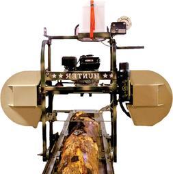 Hud-Son Hunting Camoflauge Sportsman  Portable Sawmill Bandm