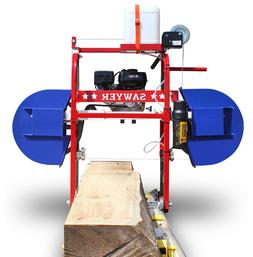 Hud-Son Sawyer Portable Sawmill Bandmill Band Mill Saw Mill