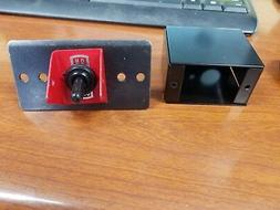 Jet Bandsaw Toggle Switch with case For
