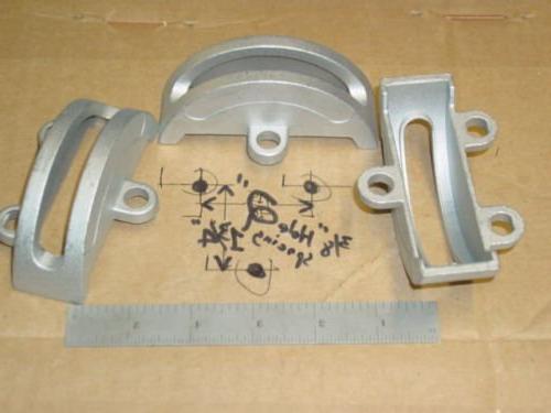 1 aftermatket bandsaw drill press