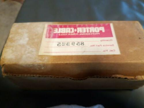 Porta-Band Portable Band Speed Switch 859325NOS *SEE*