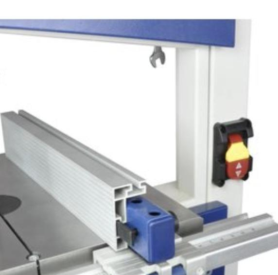 RIKON Deluxe Bandsaw 1/2 speed, tool-less
