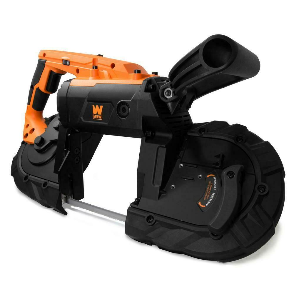 WEN 10-Amp Variable Speed Handheld Portable Saw for