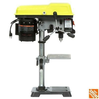 10 in. press with laser | light alignment tool bench