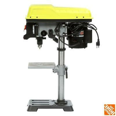 10 drill press with | light alignment speed bench led