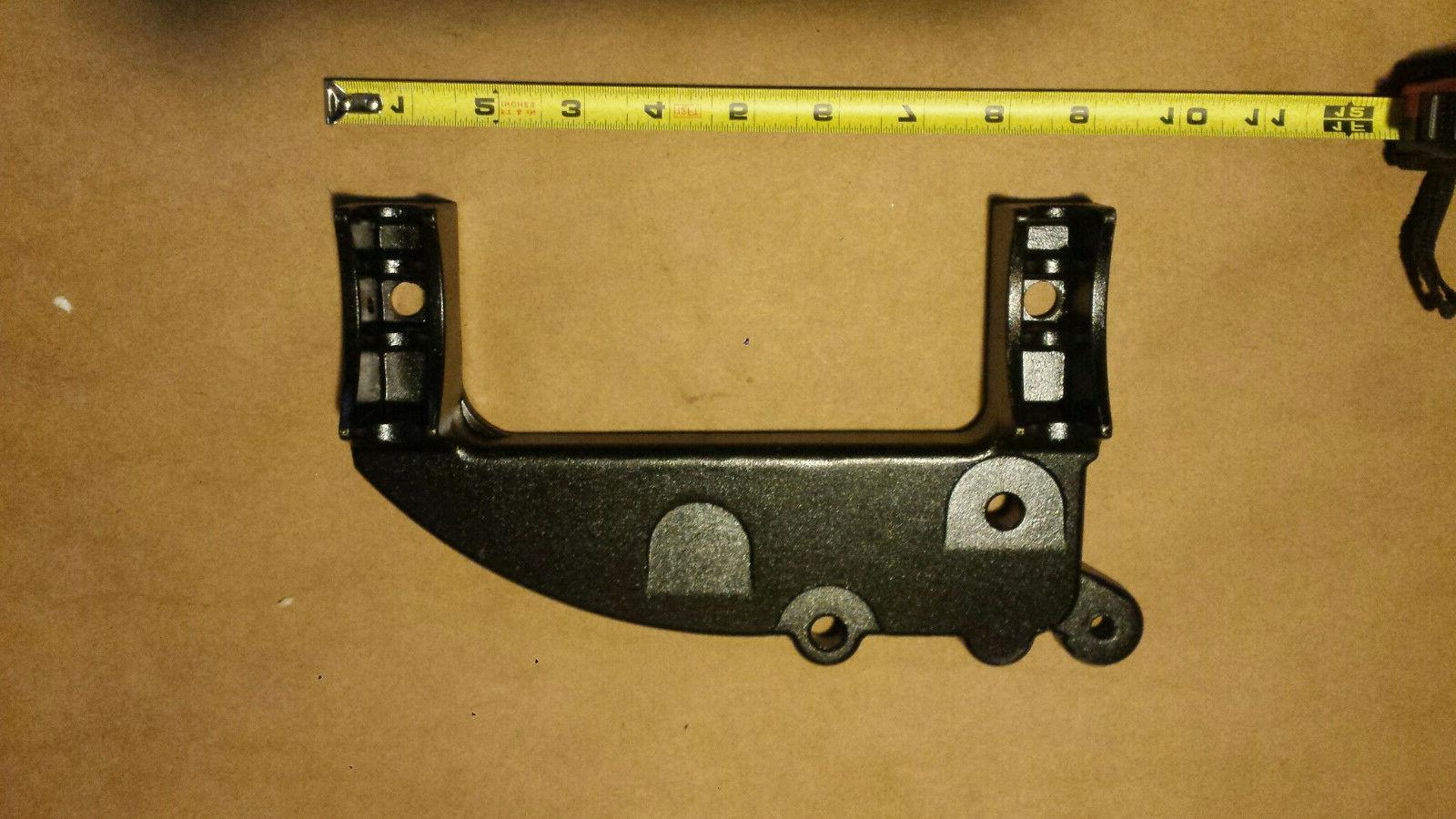 14 bandsaw bracket trunnion support