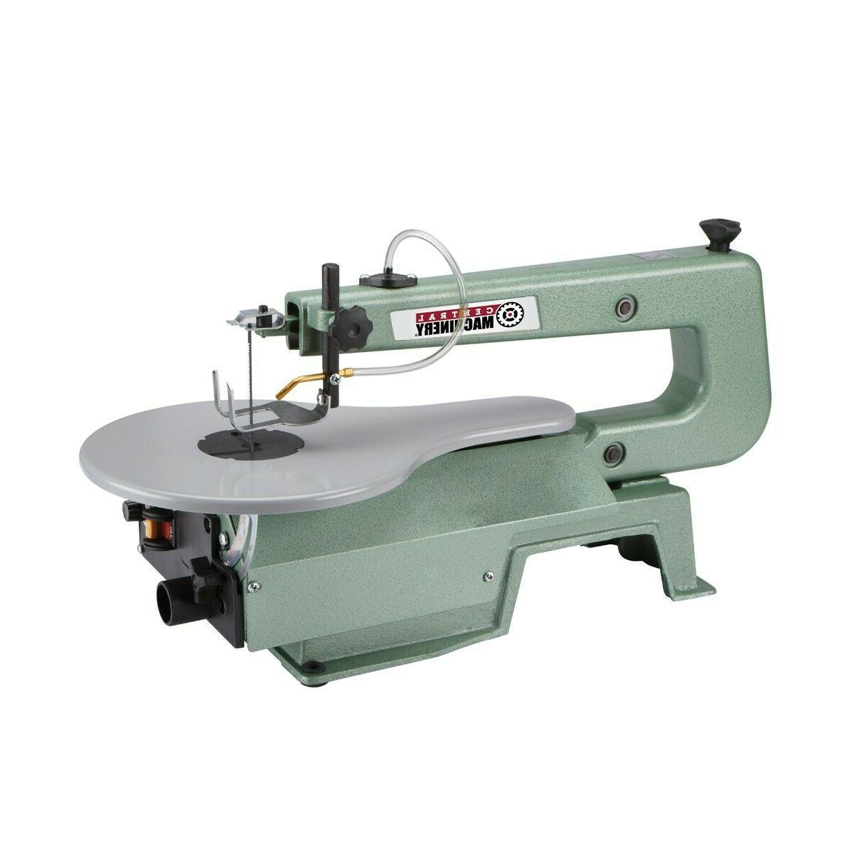 """16"""" Variable Speed Saw Cuts Woodworking Saw"""