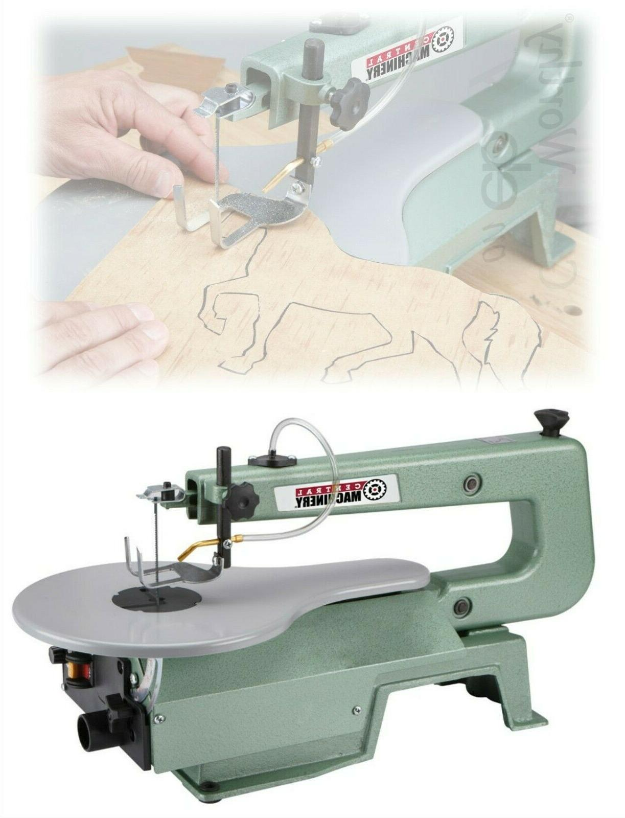16 variable speed scroll saw heavy duty