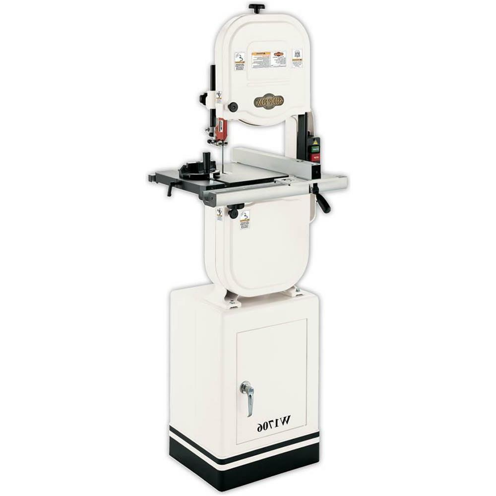 1hp 14 bandsaw w fence and miter