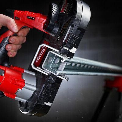 Milwaukee 18 Sub-Compact Saw - Tool