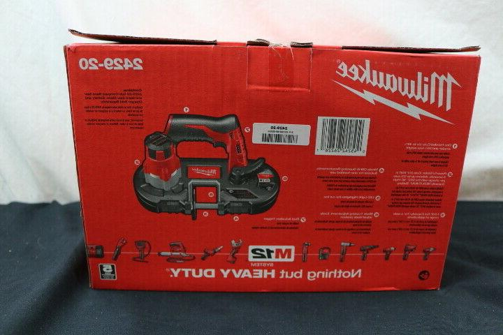 Milwaukee M12 Sub-Compact New in