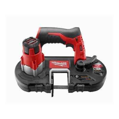 MILWAUKEE 242920 Cordless Band Saw, Bare Tool,12.0V,27