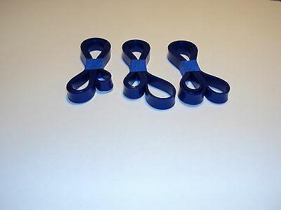 3 urethane band saw tire set