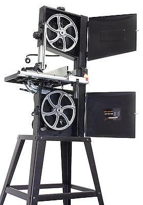 WEN 3962 10-Inch Two-Speed Band Saw with Stand and