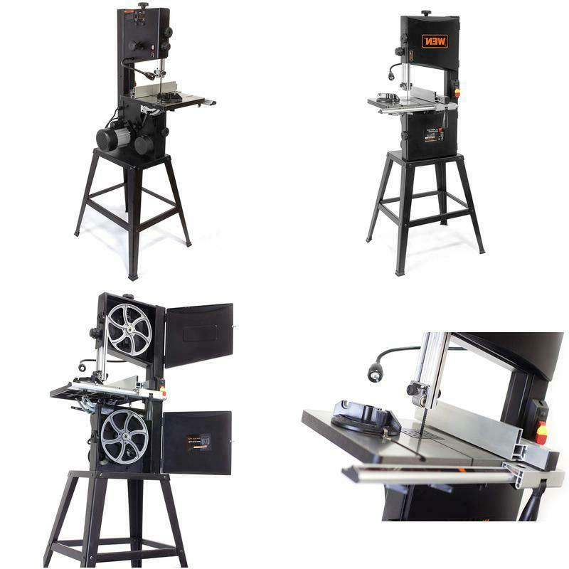 3962 two speed band saw with stand