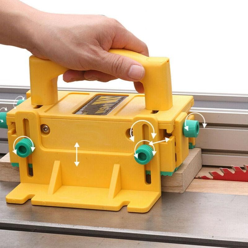 3D Safety Block Tables Router Band Jointers