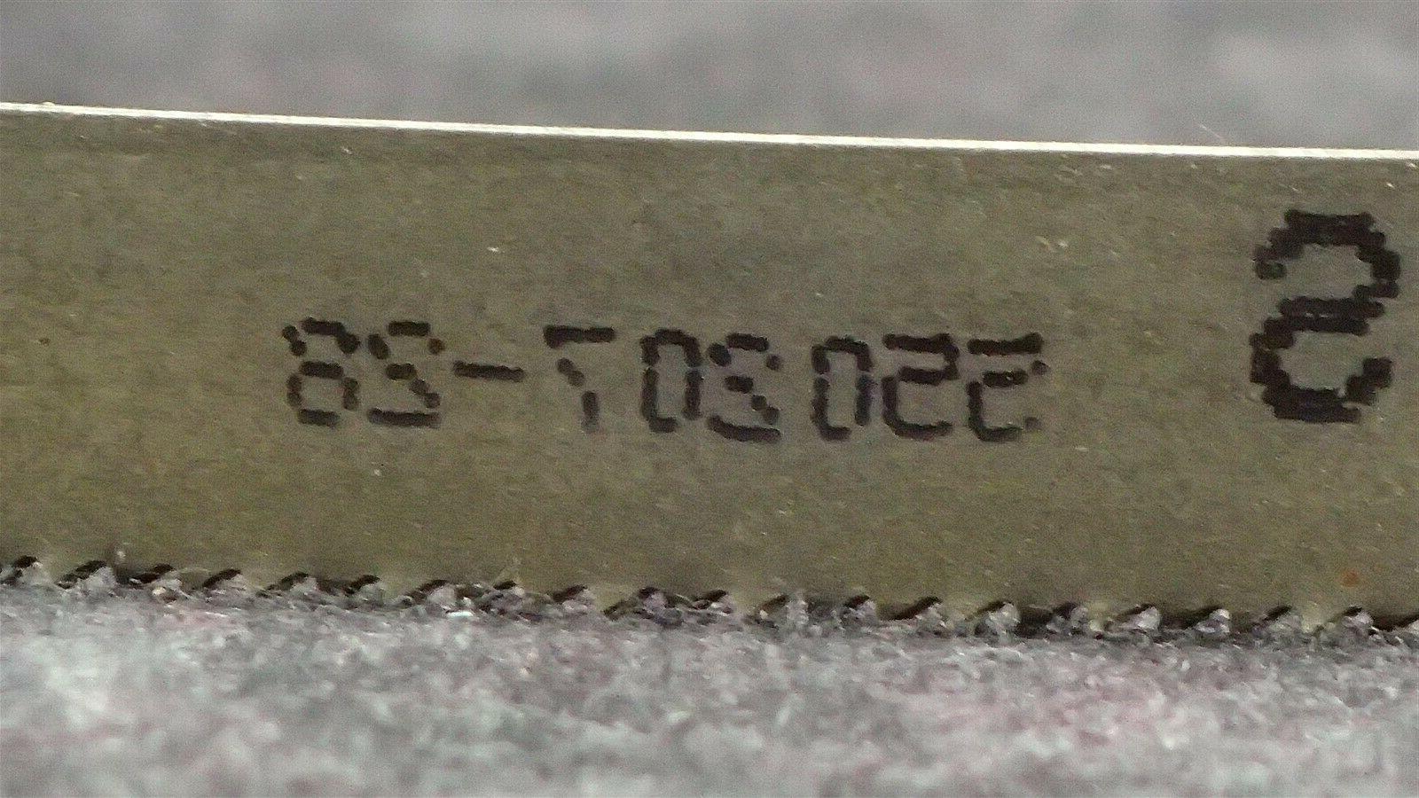 "STARRETT x .020"" x 14S Portable Band 3-Pk"