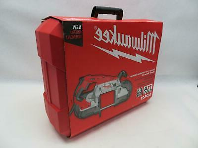 Milwaukee 6232-21 Deep Cut Band W/Case